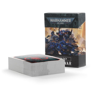 Games Workshop Warhammer 40k: Mission Pack: Open War