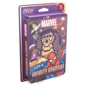 Z-Man Infinity Gauntlet: A Love Letter Game