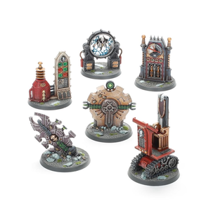 Games Workshop Warhammer 40k: Battlezone Objectives Set: Manufactorum
