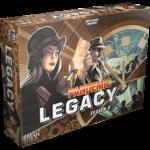 Z-Man Pandemic Legacy: Season 0