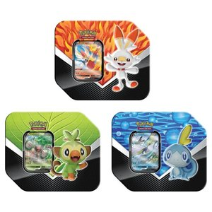 Pokemon International Pokemon Trading Card Game: Galar Partners Tin