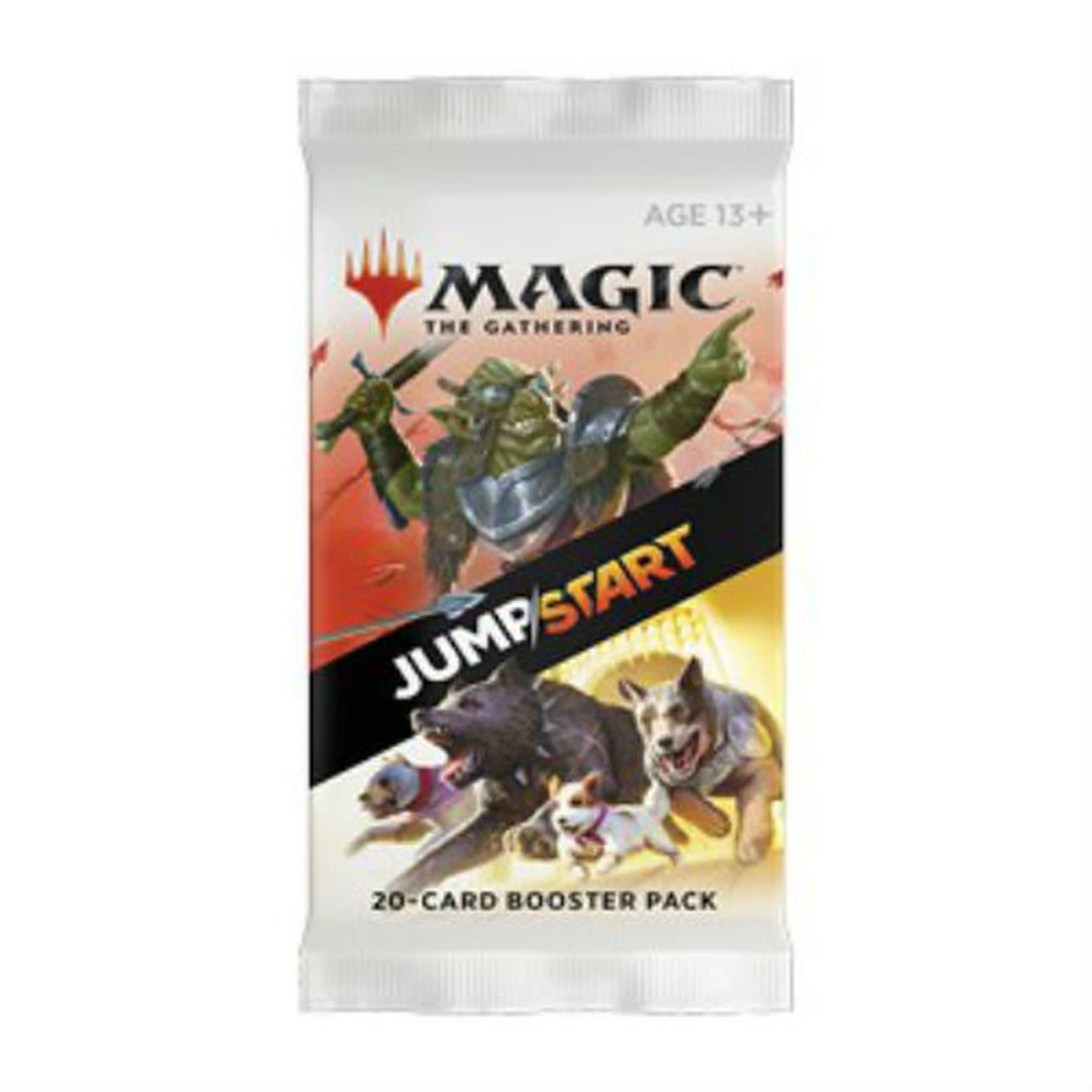 Wizards of the Coast Magic the Gathering - Jumpstart: Booster Pack