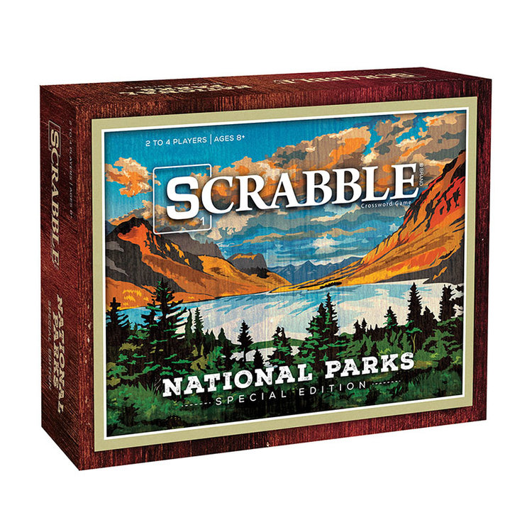 USAoploy Scrabble: National Parks