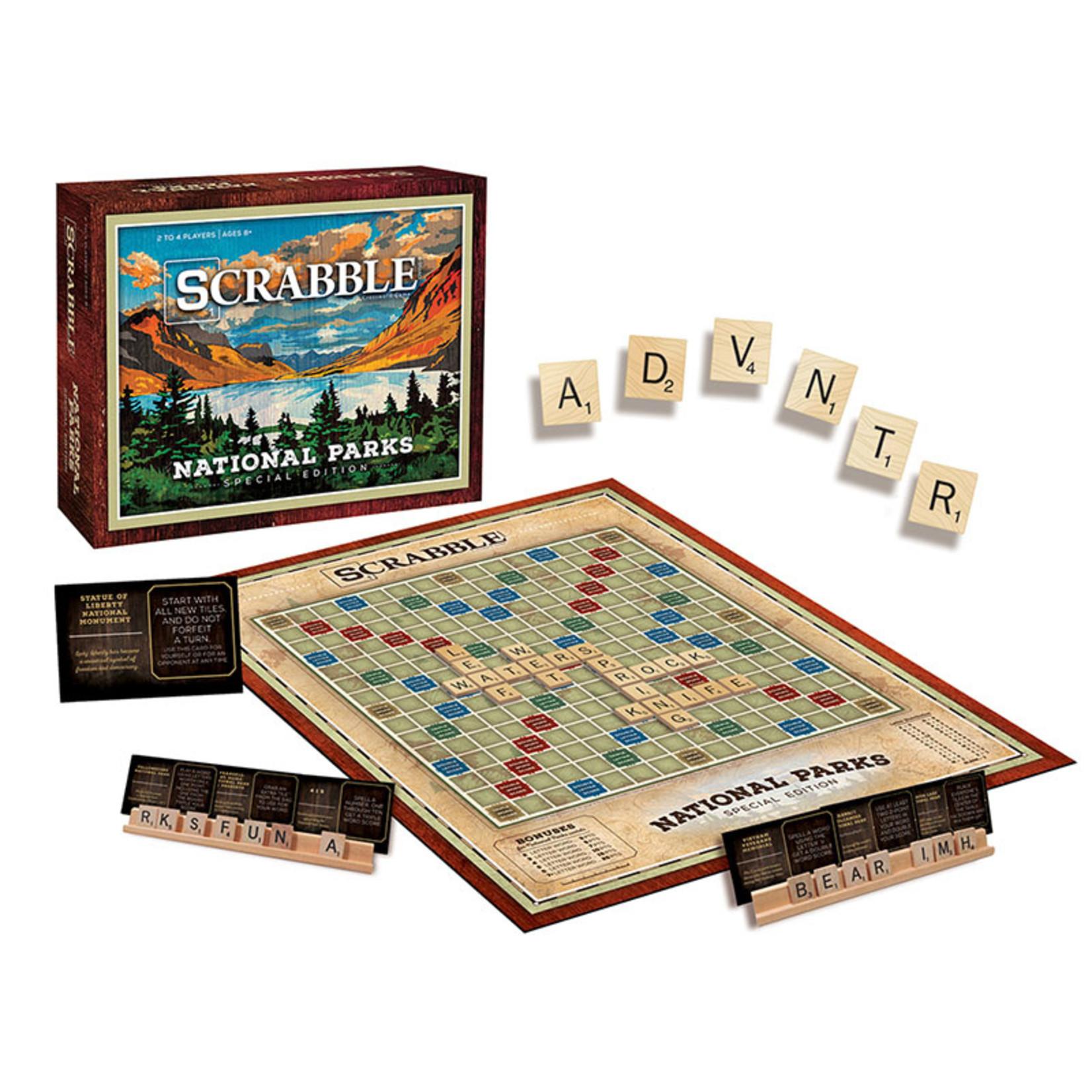 USAoploy Scrabble: National Parks