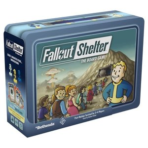 Z-Man Fallout Shelter: The Board Game