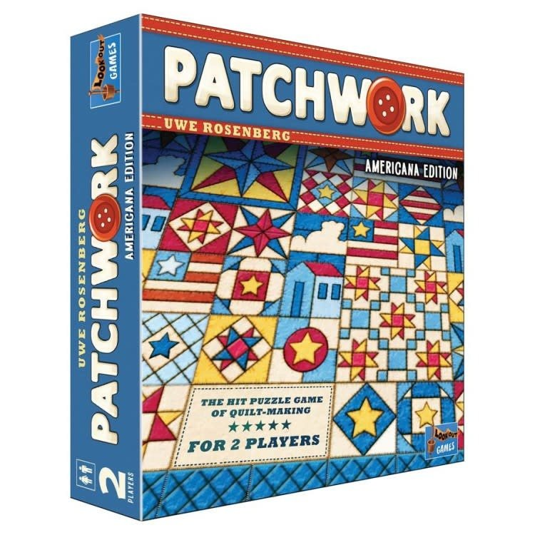 Lootout Games Patchwork Americana