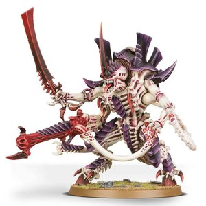 Games Workshop Warhammer 40K: Tyranid Hive Tyrant/The Swarmlord