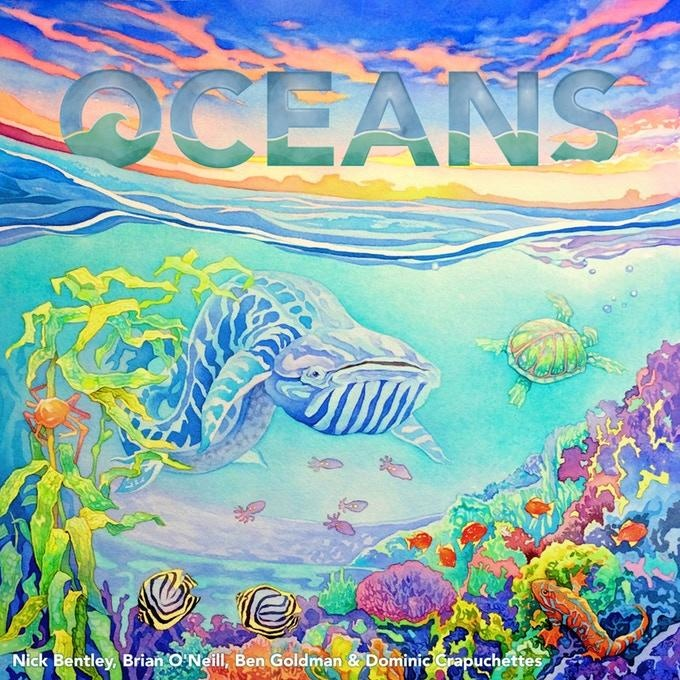 Oceans: A Ticket to Ride fan's new favorite game