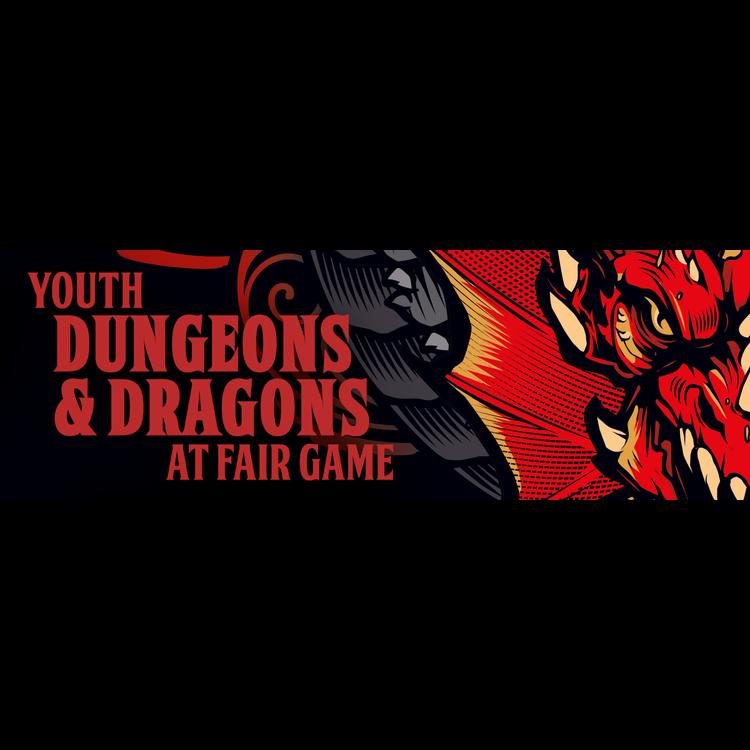 Fair Game YDND August 2020 Season - Friday Creators Program 4-6 PM