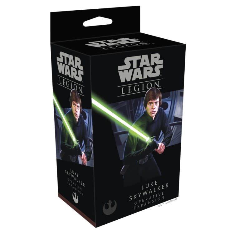 Fantasy Flight Games Star Wars: Legion - Luke Skywalker Operative Expansion