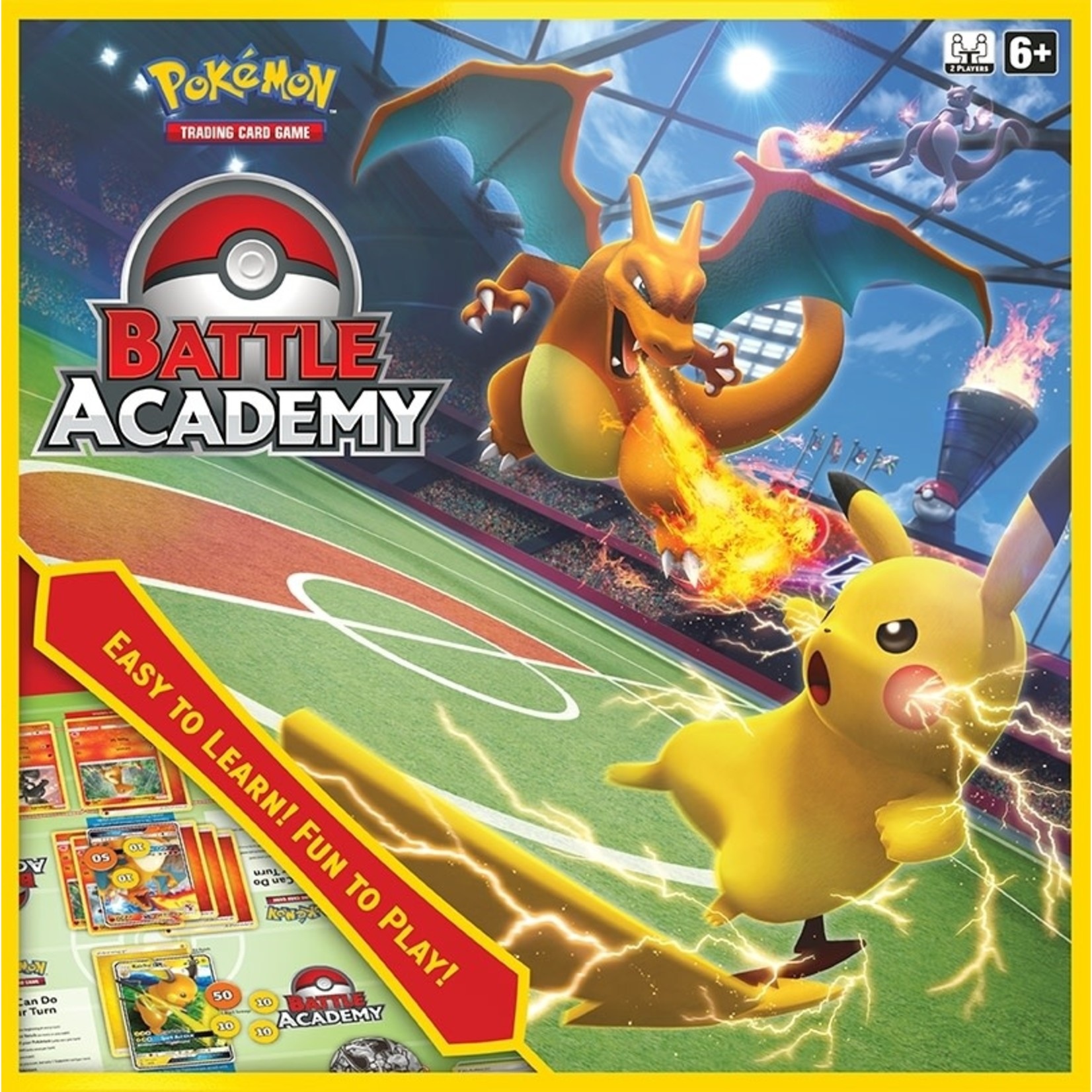 Pokemon International Pokemon TCG: Battle Academy Box