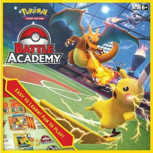 Pokemon International Pokemon TCG: Battle Academy Box