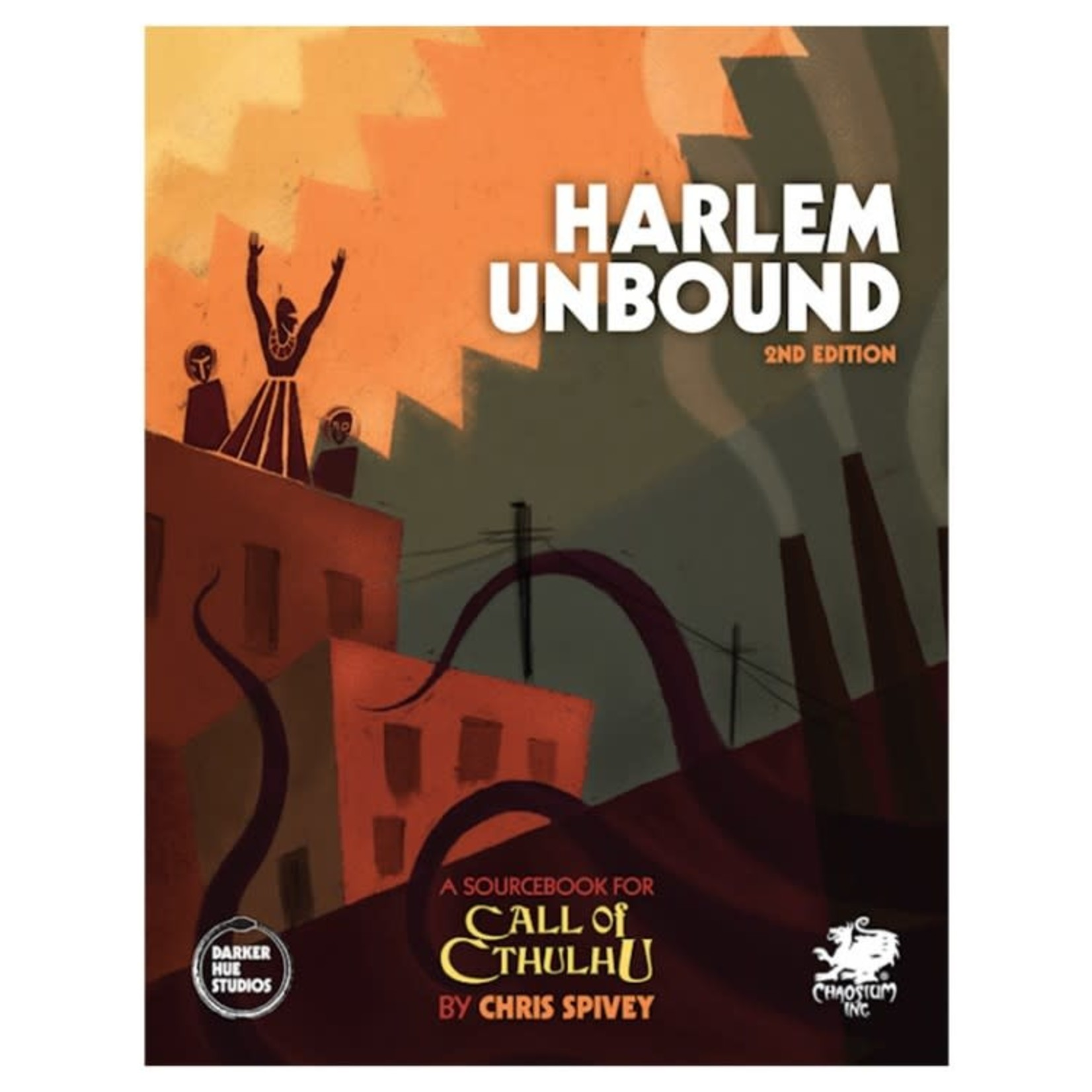 Chaosium Call of Cthulhu: Harlem Unbound 2nd Ed
