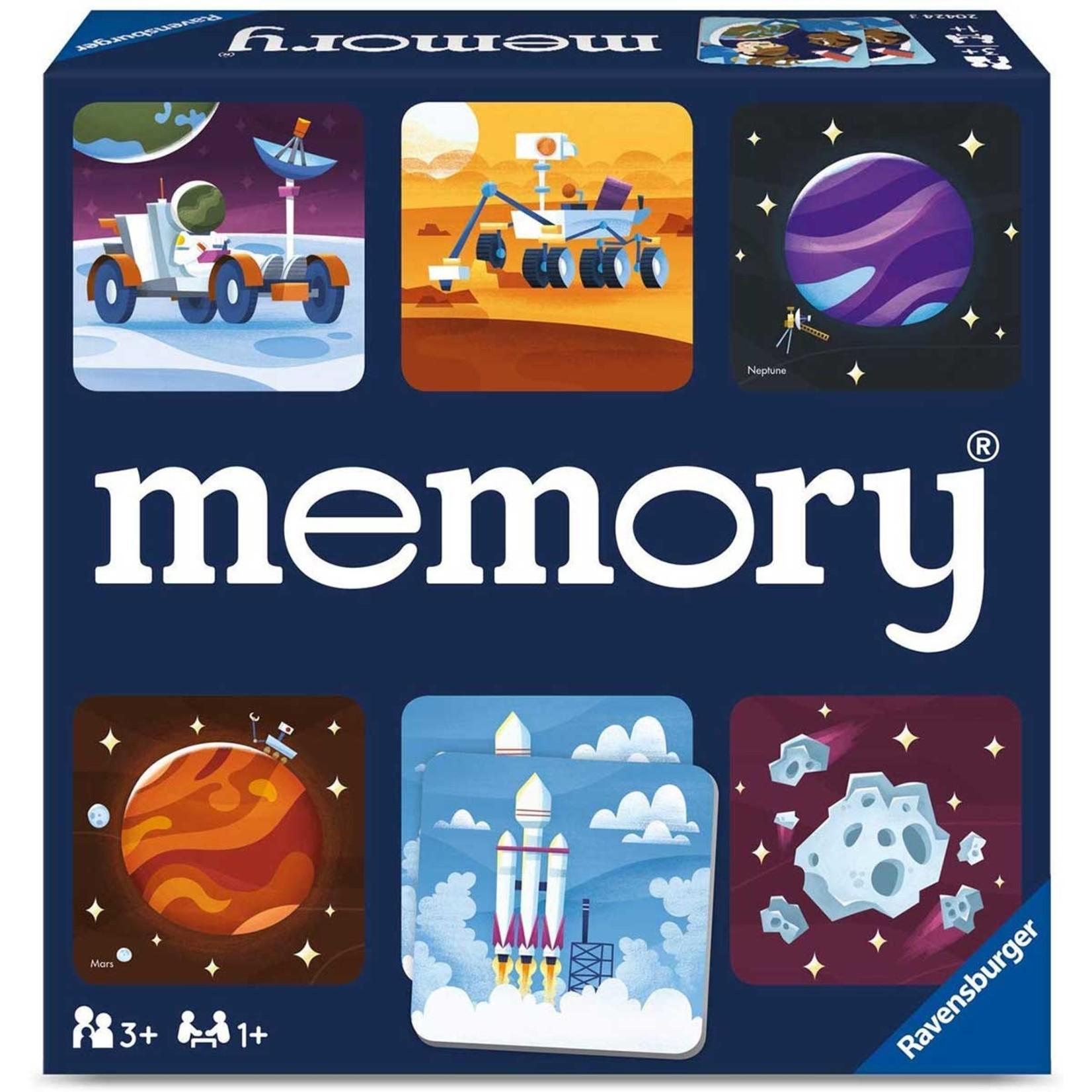 Ravensburger Space Memory