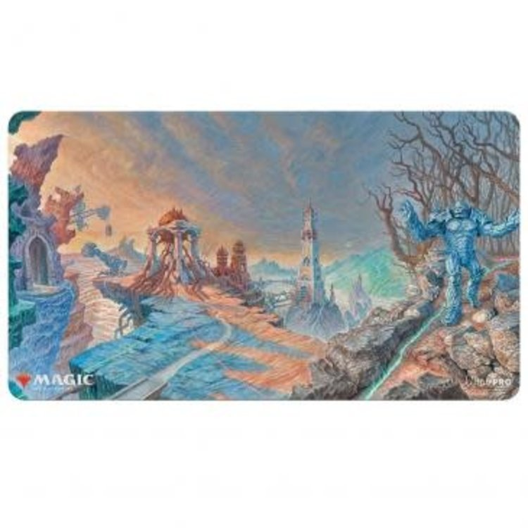 Ultra Pro Ultra Pro Playmat: MTG Double Masters Urza Land Panorama