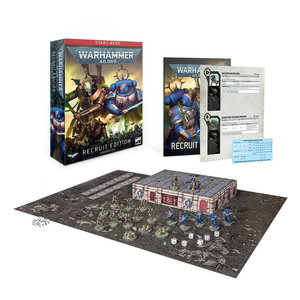Games Workshop Warhammer 40k: Starter Set: Recruit Edition