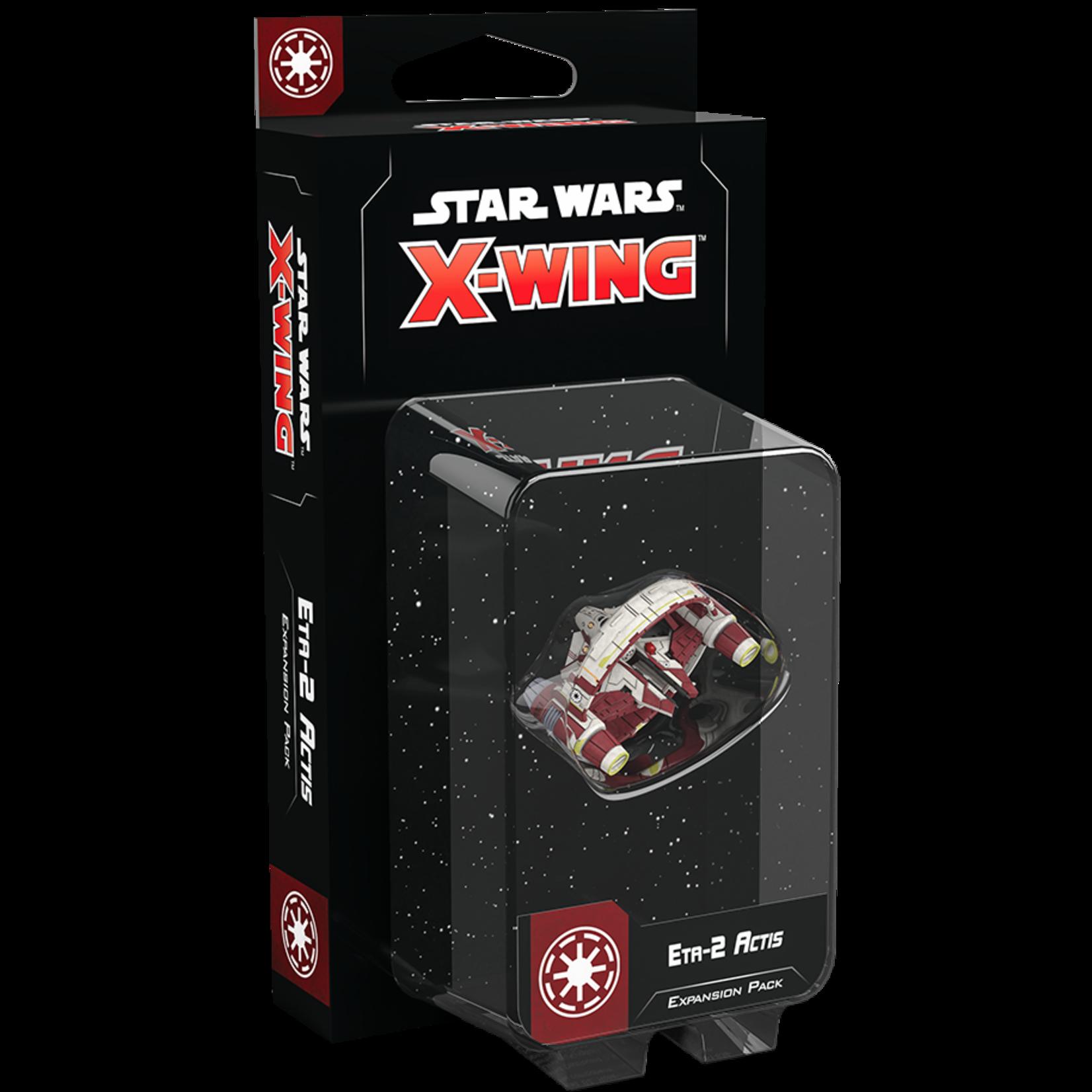Fantasy Flight Games Star Wars X-Wing 2nd Edition: Eta-2 Actis Expansion