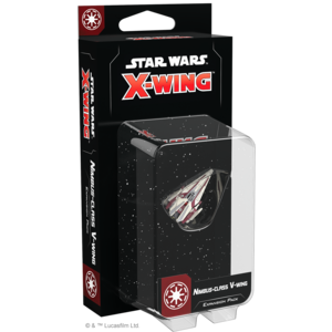 Fantasy Flight Games Star Wars X-Wing: 2nd Edition - Nimbus-Class V-Wing Expansion