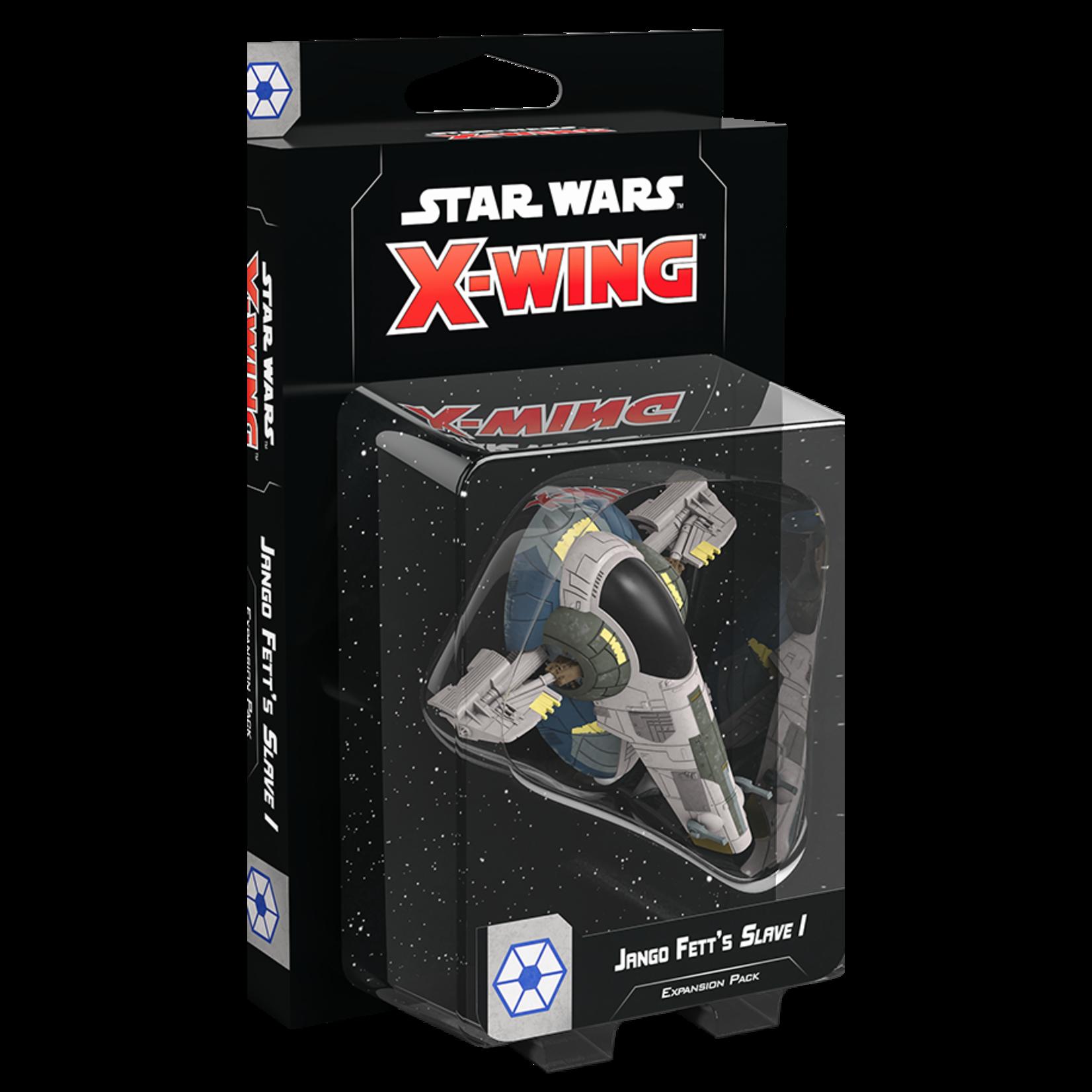 Fantasy Flight Games Star Wars X-Wing: 2nd Edition - Jango Fett's Slave 1 Expansion
