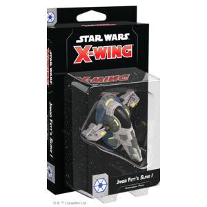 Fantasy Flight Games Star Wars X-Wing: 2nd Edition - Jango Fett's Slave 1 Expansion