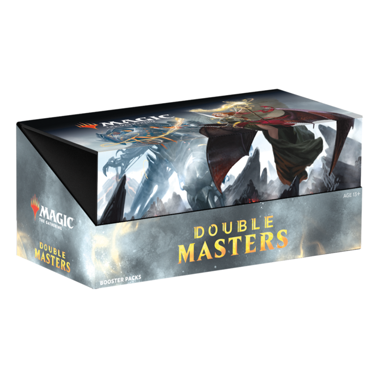 Wizards of the Coast Magic the Gathering - Double Masters: Draft Booster Box