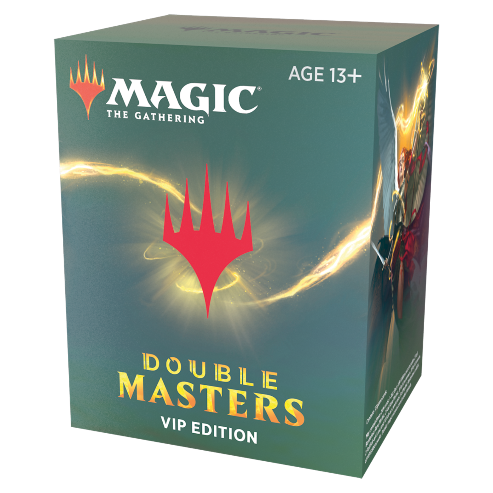Wizards of the Coast Magic the Gathering - Double Masters: VIP Booster