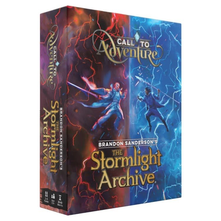 BrotherWise Call to Adventure: The Stormlight Archive