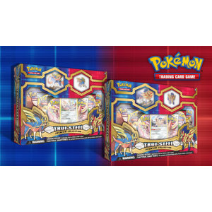 Pokemon International Pokemon: True Steel Premium Collection