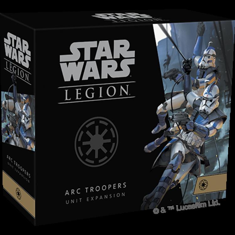 Fantasy Flight Games Star Wars: Legion - ARC Troopers Unit Expansion