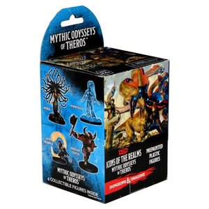 WizKids Dungeons & Dragons: Icons of the Realms : Mythic Odysseys of Theros Booster