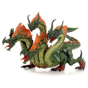 WizKids Dungeons & Dragons: Icons of the Realms:Mythic Odysseys of Theros Premium Figure: Polukranos, World Eater
