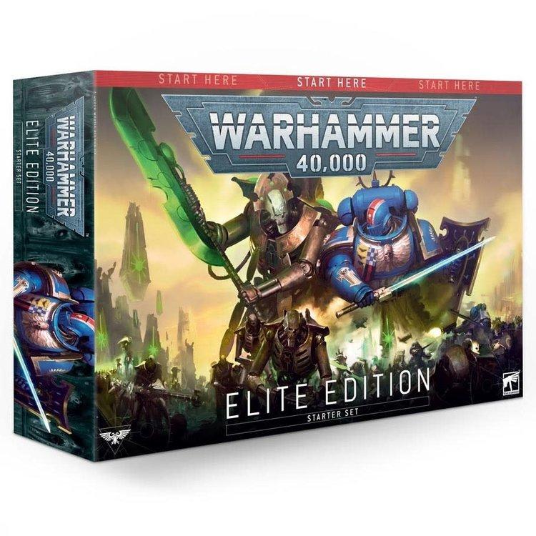 Games Workshop Warhammer 40k: Starter Set: Elite Edition
