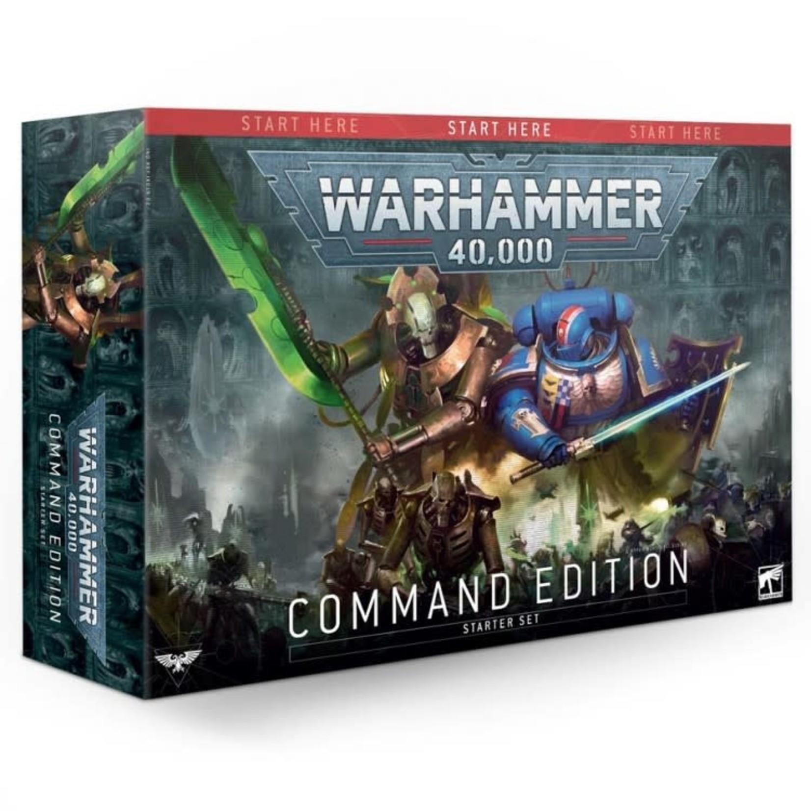 Games Workshop Warhammer 40k: Starter Set: Command Edition