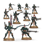 Games Workshop Warhammer 40k: Drukhari - Kabalite Warriors
