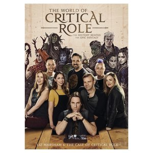 Penguin Random House The World of Critical Role (Hardcover)