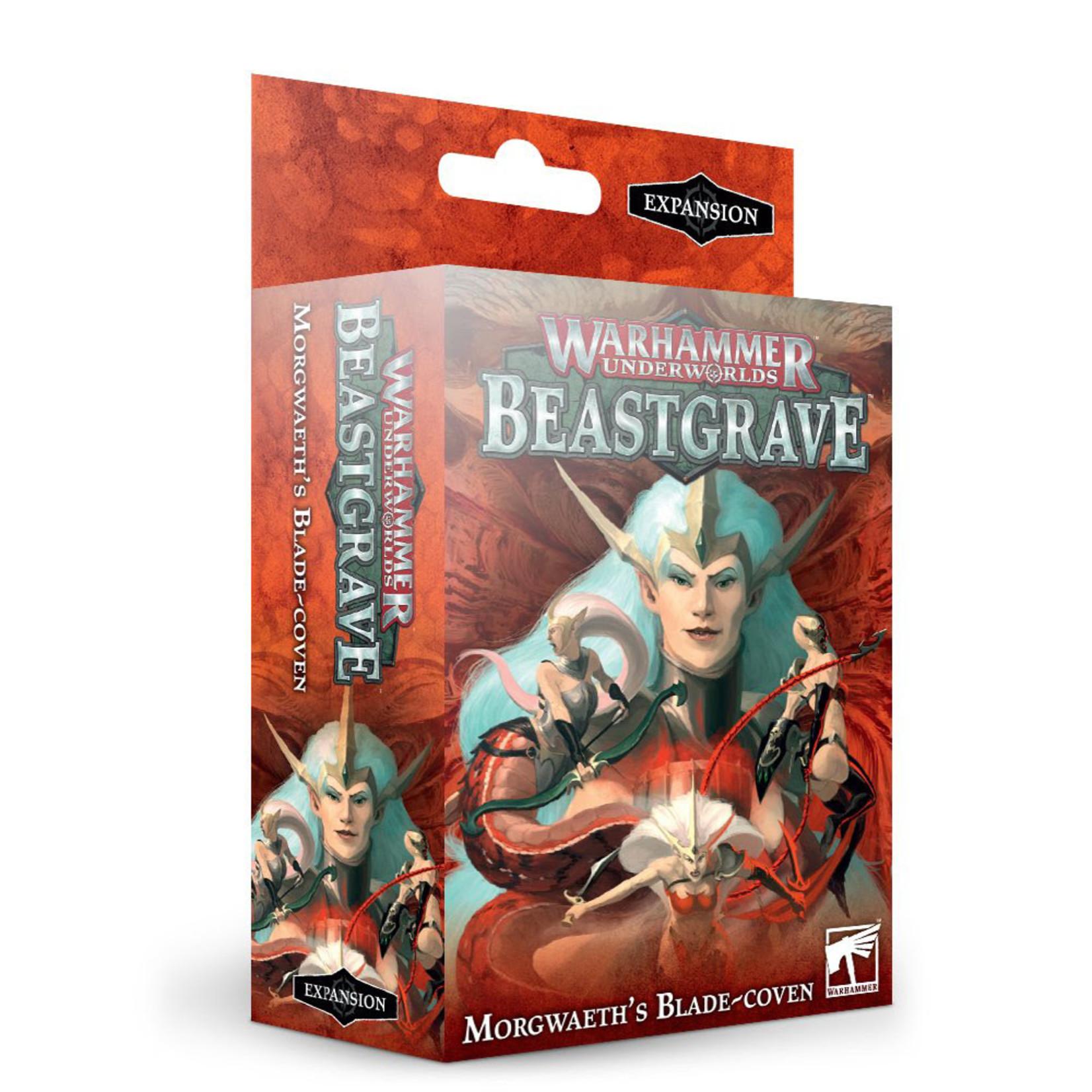 Games Workshop Warhammer Underworlds: Beastgrave - Morgweath's Blade-Coven