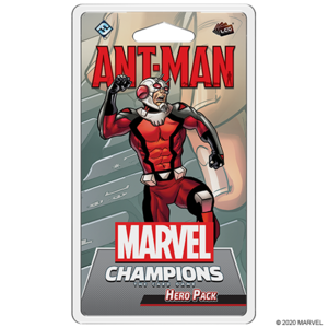 Fantasy Flight Games Marvel Champions Living Card Game: Ant-Man Hero Pack