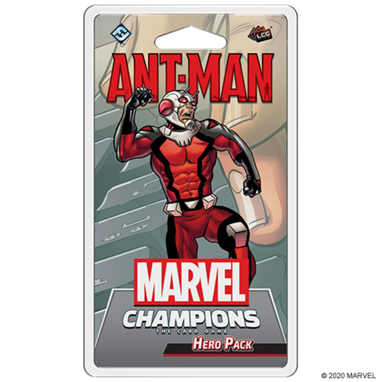 Fantasy Flight Games Marvel Champions Living Card Game: Ant-Man Hero Pack (Preorder)