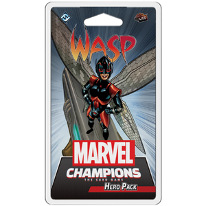 Fantasy Flight Games Marvel Champions Living Card Game: Wasp Hero Pack (Preorder)