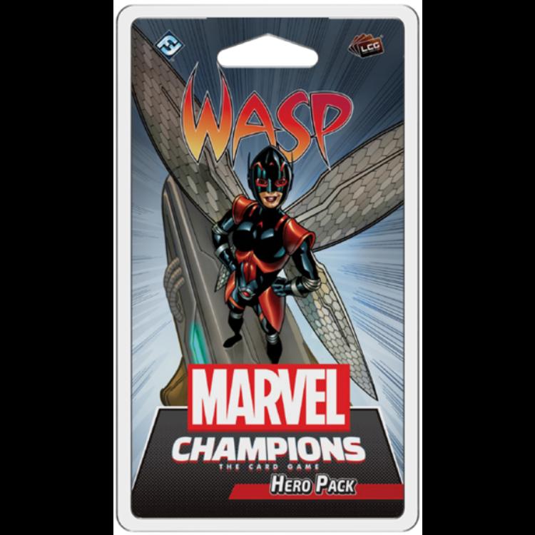Fantasy Flight Games Marvel Champions Living Card Game: Wasp Hero Pack (Preorder)