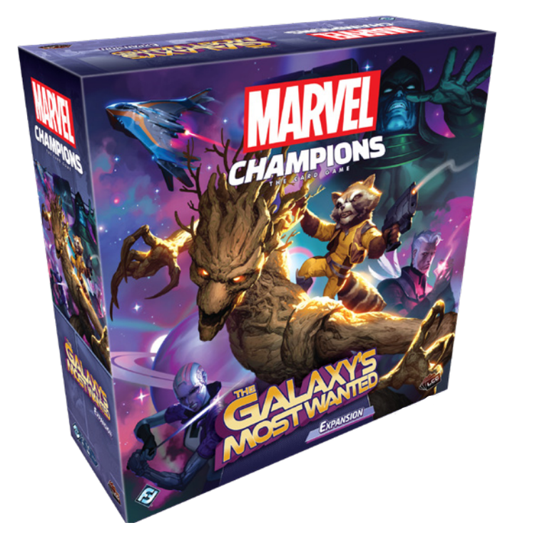 Marvel Champions Living Card Game: The Galaxies Most Wanted (Preorder)