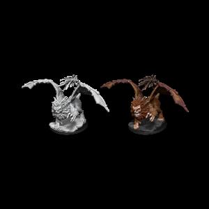 WizKids D&D Nolzur's Marvelous Miniatures: Manticore (W12)
