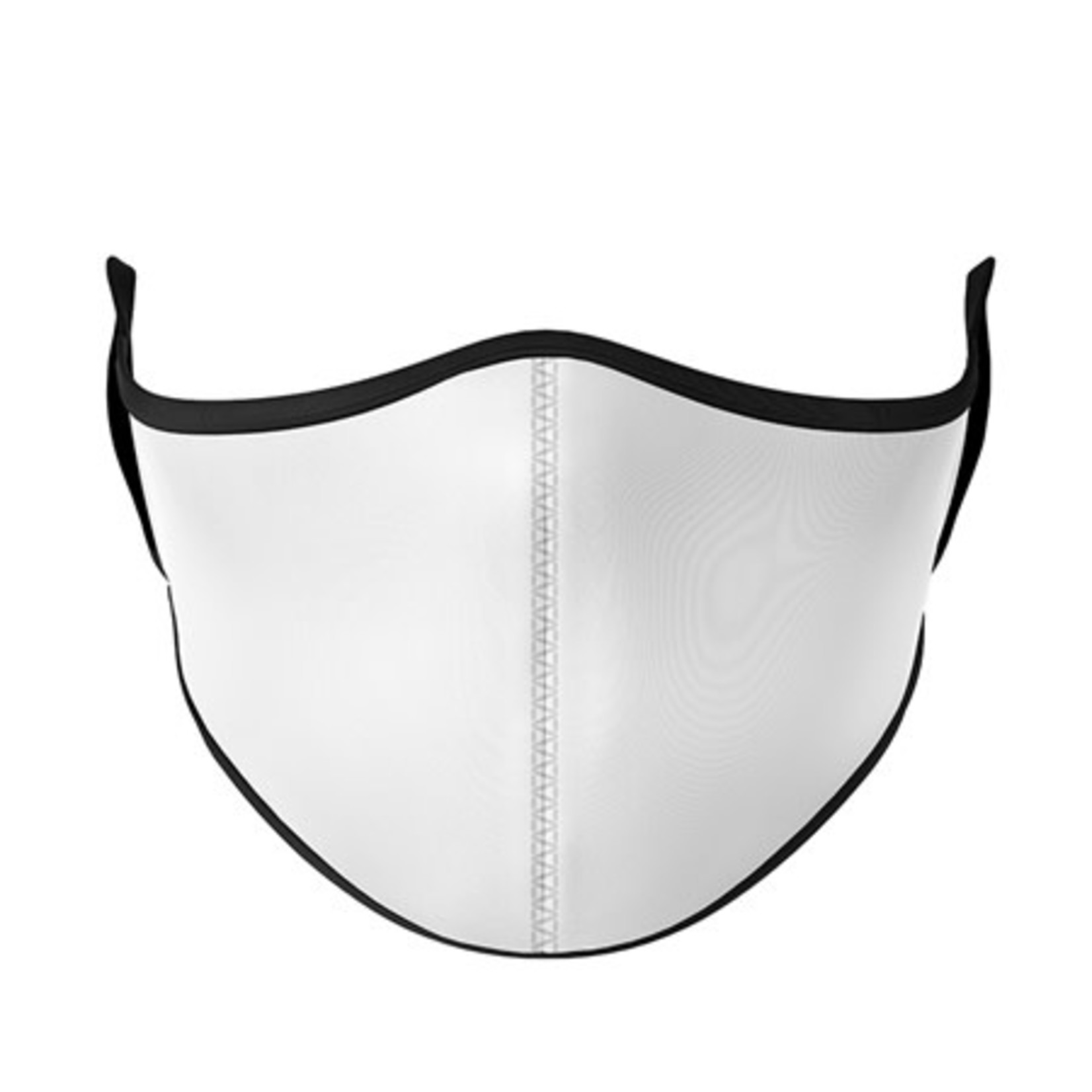 Top Trenz Reusable Face Mask - Solid Color