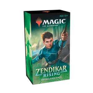 Wizards of the Coast Magic the Gathering: Zendikar Rising - Prerelease Kit