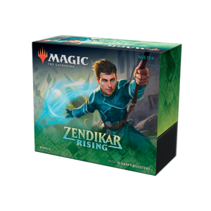 Wizards of the Coast Magic the Gathering: Zendikar Rising - Bundle (Preorder)