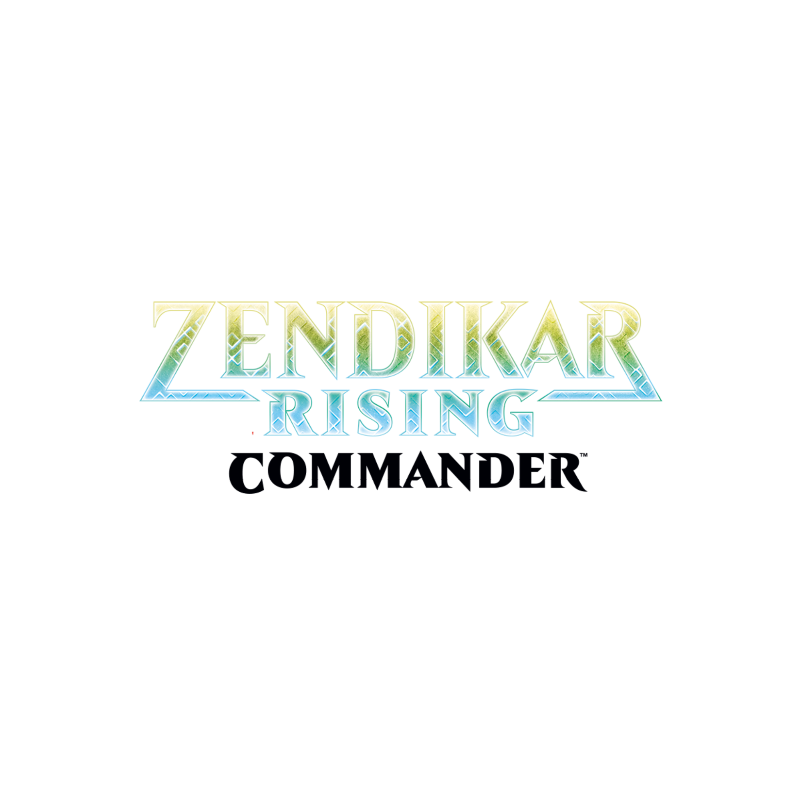 Wizards of the Coast Magic the Gathering: Zendikar Rising - Commander Decks - Set of 2 (Preorder)