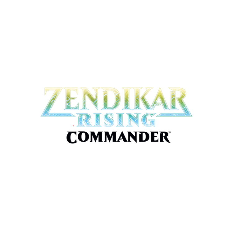 Wizards of the Coast Magic the Gathering: Zendikar Rising - Commander Decks - Set of 2 (Preorder)