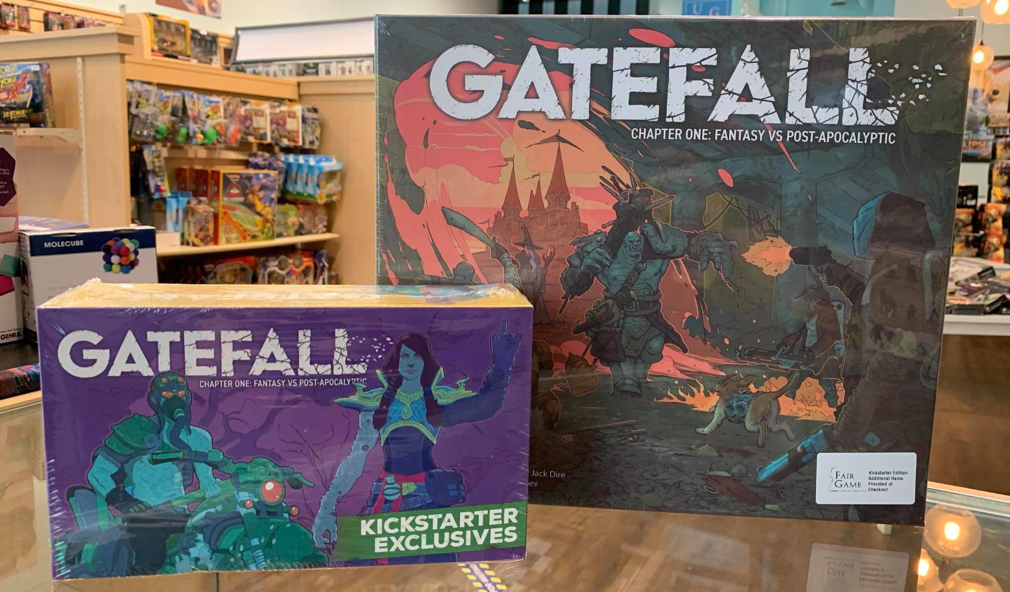 Gatefall has Arrived!