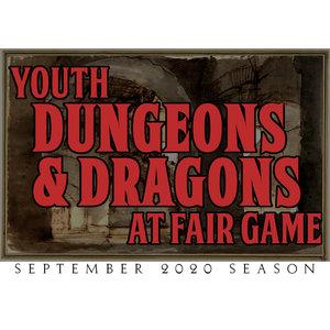 Fair Game YDND September 2020 Season: Group P - MW 5:30-7:30 PM
