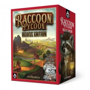 Forbidden Games Raccoon Tycoon: Fat Cat Expansion - Deluxe